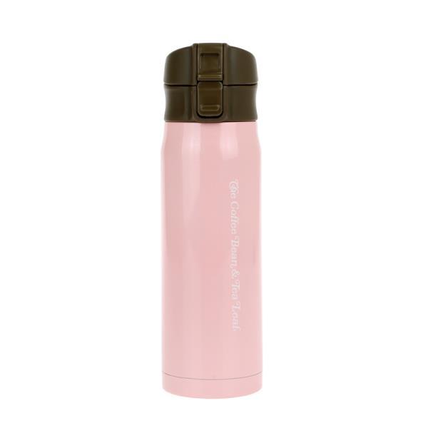 원터치슬림텀블러(핑크/380ml) 상세이미지 1