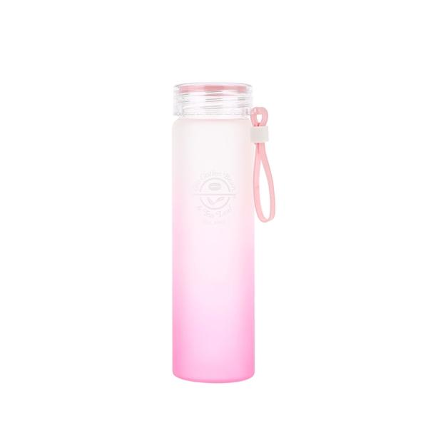 글라스 워터 보틀(핑크) 상세이미지 1
