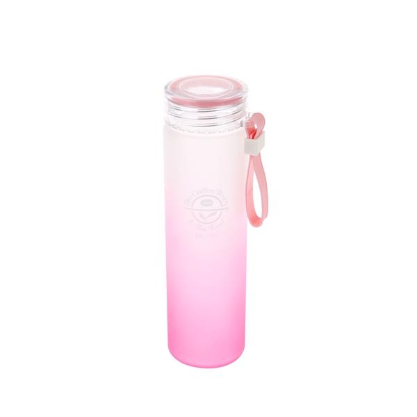 글라스 워터 보틀(핑크) 상세이미지 2