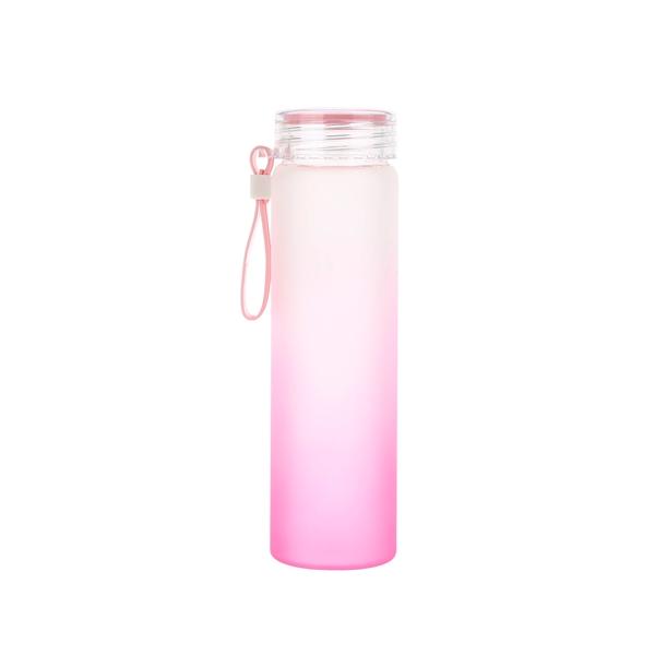 글라스 워터 보틀(핑크) 상세이미지 3