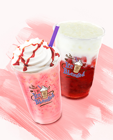 2019 Strawberry Drinks