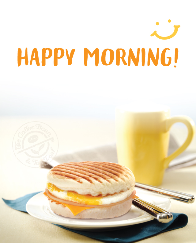 New happy morning mobile