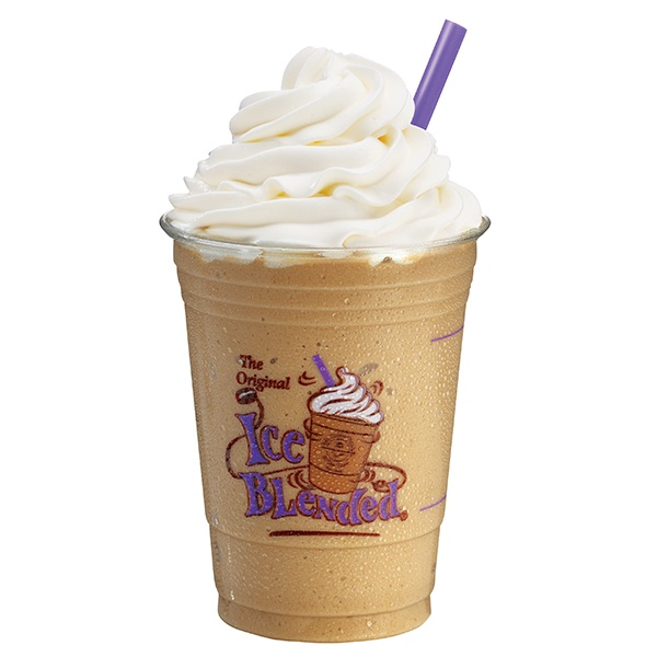 The Ultimate Vanilla Ice Blended