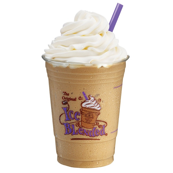 Hazelnut Ice Blended