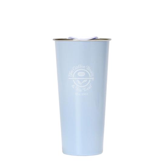 스틸텀블러(소프트 블루) 500ml