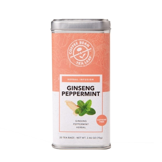 Ginseng Peppermint (T-BAG)