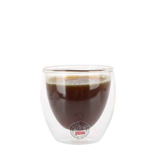 Bodum Pavina Glass 2.5oz - 2P
