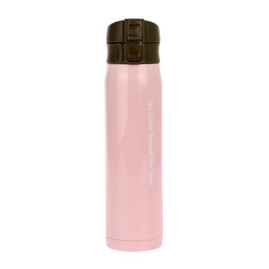 원터치슬림텀블러 480ml (핑크)