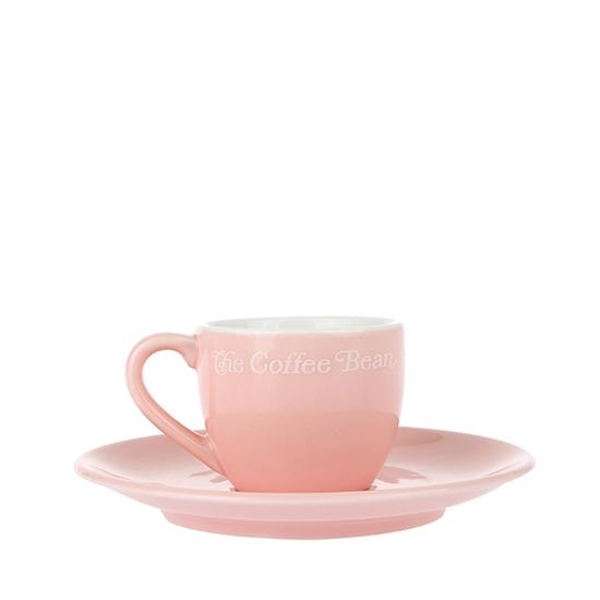 에스프레소 머그 세트(핑크)