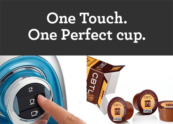 One Touch. One Prefect cup