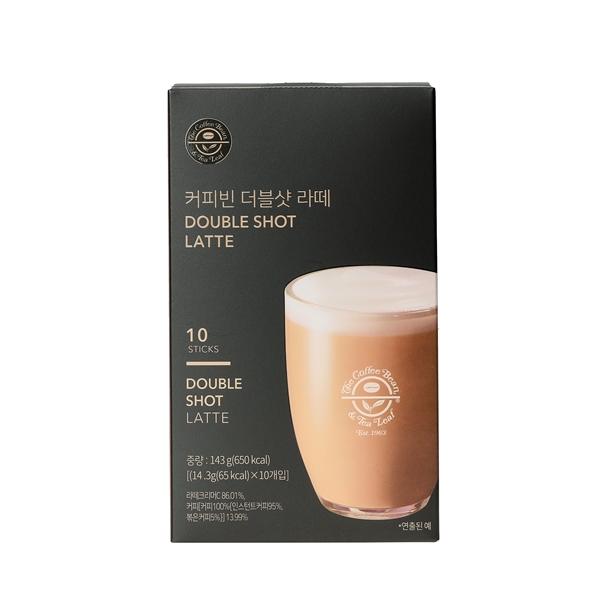 커피빈 더블샷 라떼 10T 상세이미지 1