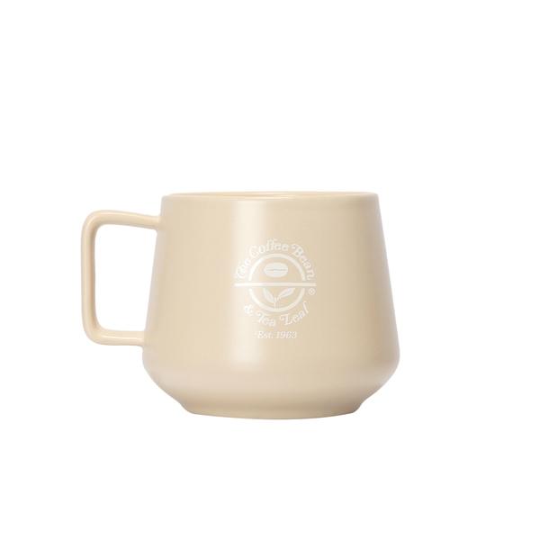 커피빈 단지머그(Beige) 상세이미지 1