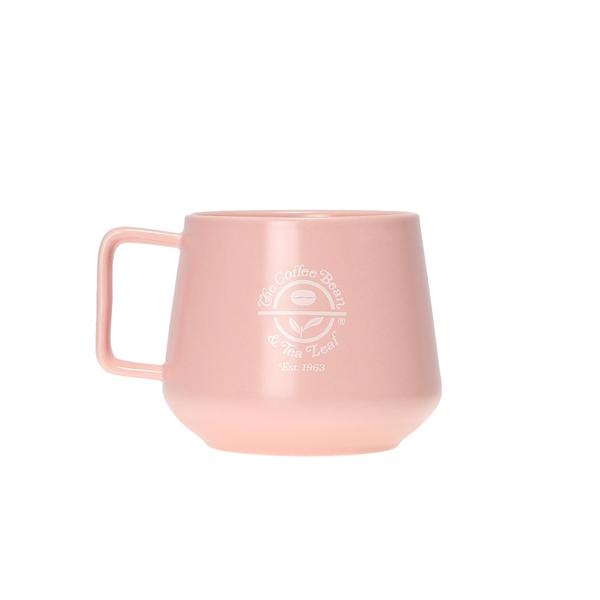 커피빈 단지머그(Pink) 상세이미지 1