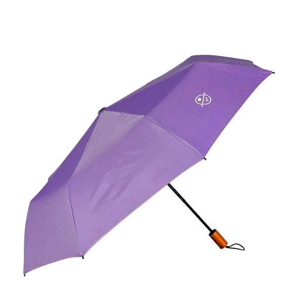 커피빈 접이식 우산(클래식퍼플) 상세이미지 1