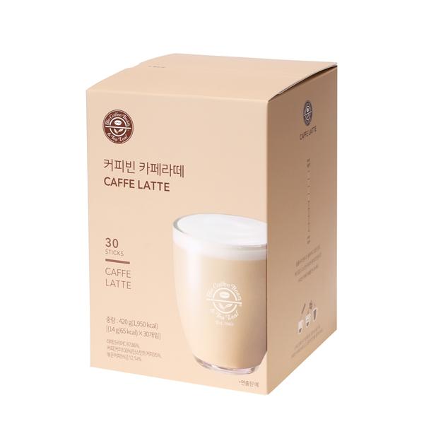커피빈 카페 라떼 30T 상세이미지 2
