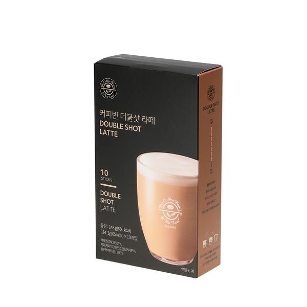 커피빈 더블샷 라떼 10T 상세이미지 2