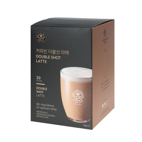 커피빈 더블샷 라떼 30T 상세이미지 3