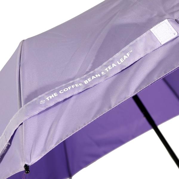 커피빈 접이식 우산(소프트퍼플) 상세이미지 3