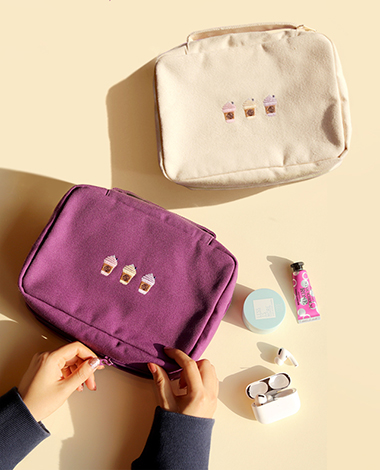 2020 01 Coffeebean Travel Pouch mobile