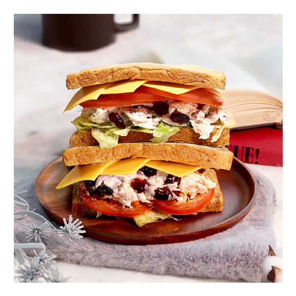 Cranberry Chicken Sandwich