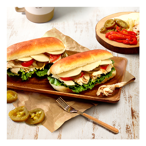Greek Chicken Sandwich