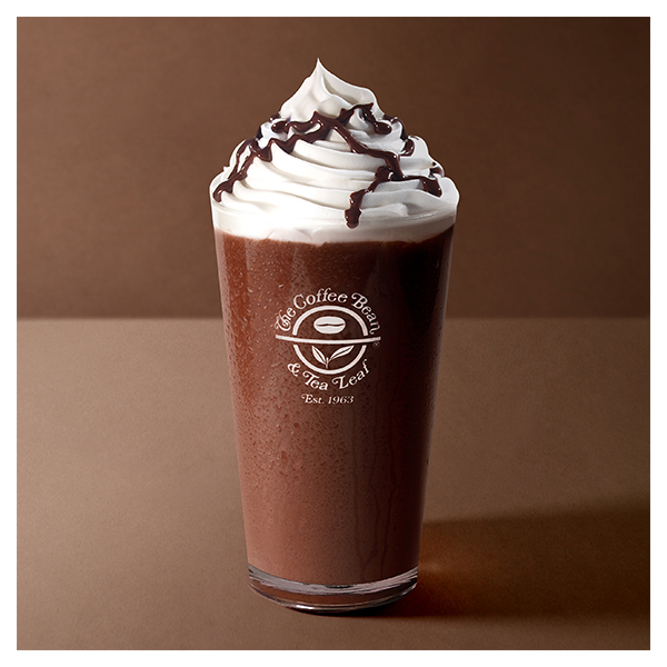 Pure Double Chocolate Ice Blended