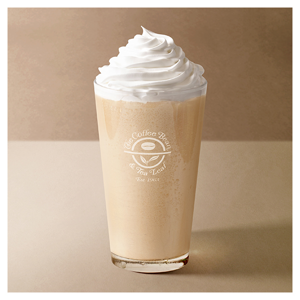 Pure Vanilla Ice Blended