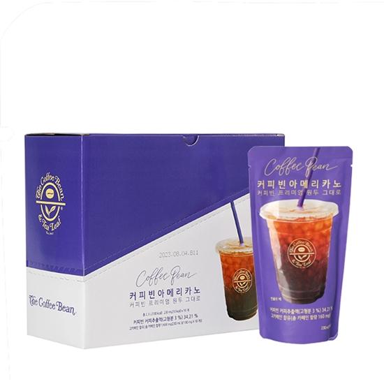 커피빈 아메리카노 파우치(10개입)