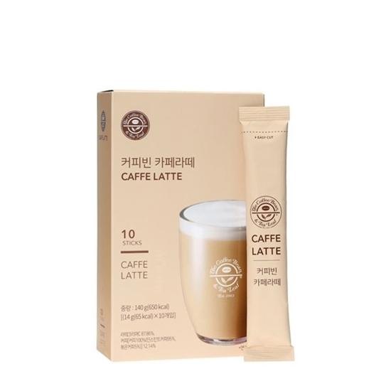 커피빈 카페 라떼 10T