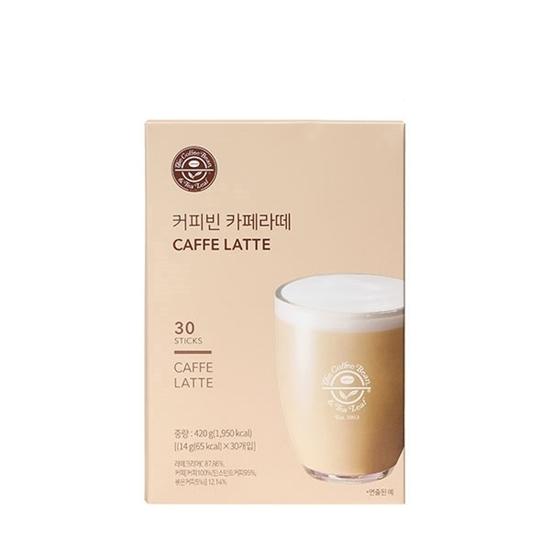 커피빈 카페 라떼 30T