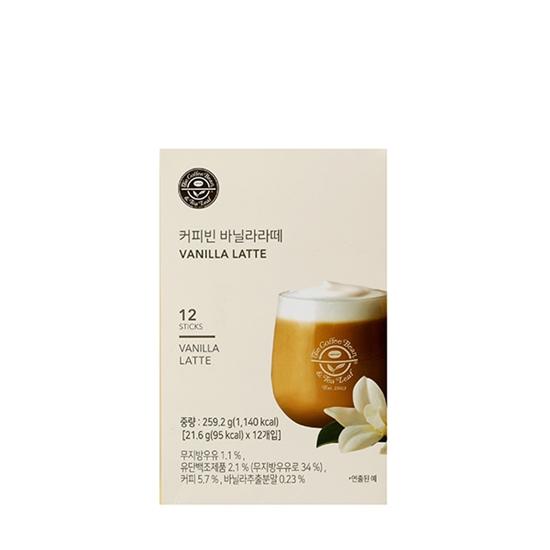 [-30%]커피빈 바닐라 라떼 12T