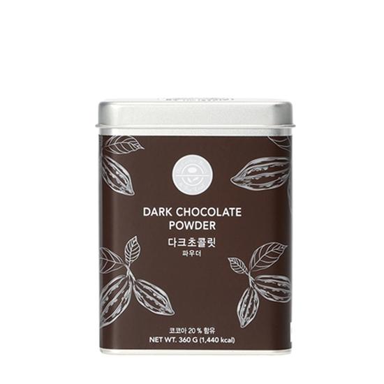 Darkchocolate Powder (360g)